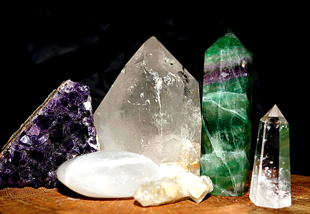 Crystals for Health and Well Being