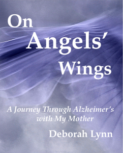 Book cover - On Angels' Wings