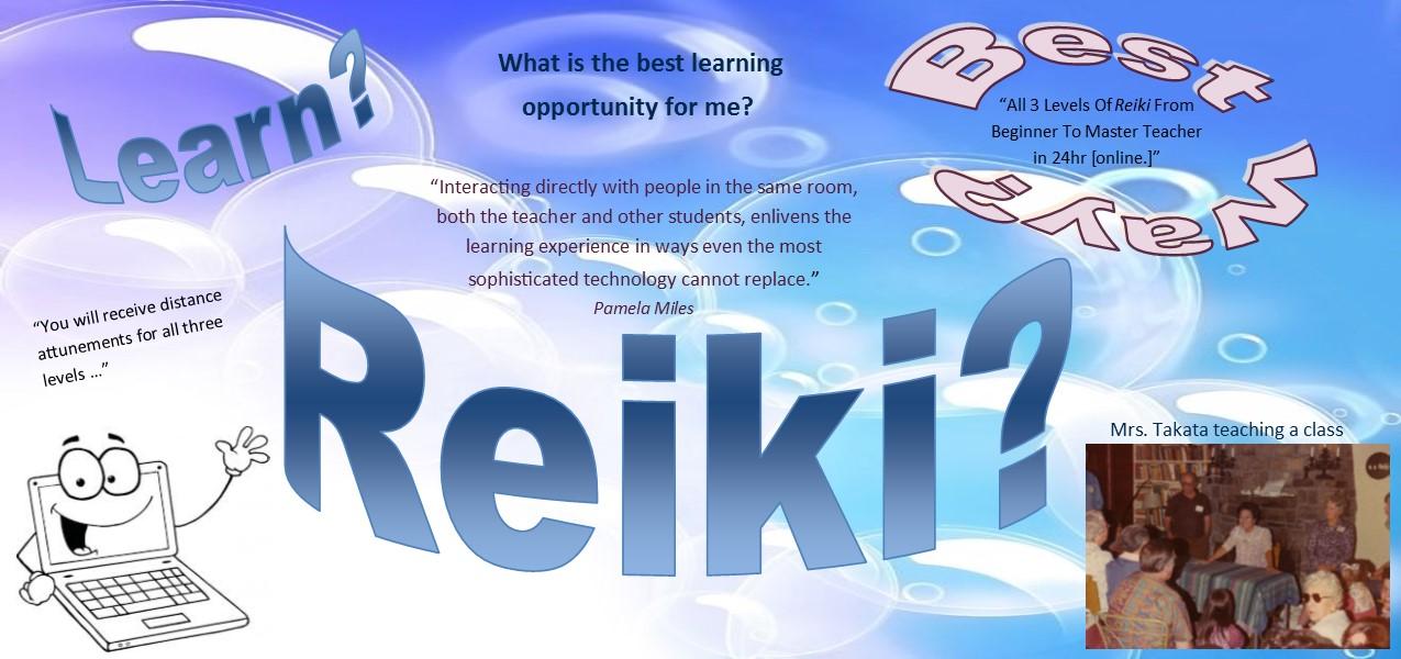 Reiki Online?